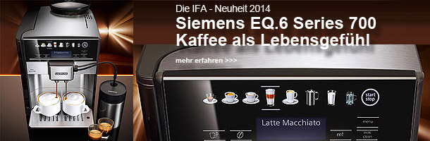 wmf delonghi siemens bosch kaffeevollautomaten best in. Black Bedroom Furniture Sets. Home Design Ideas